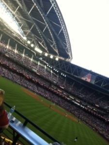 chase field blog